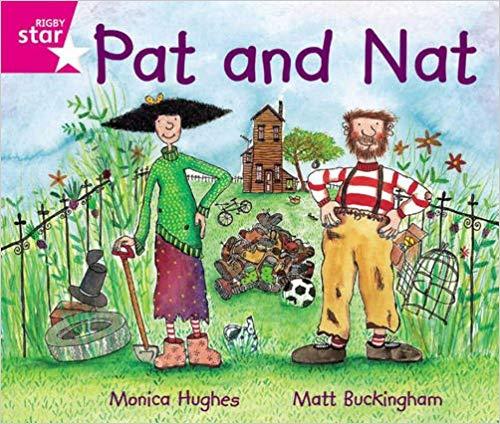 Pat and Nat by Matt Buckingham