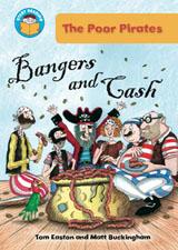 Pirate book Bangers and Cash by Matt Buckingham