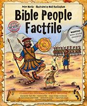 Bible People Factfile by Matt Buckingham
