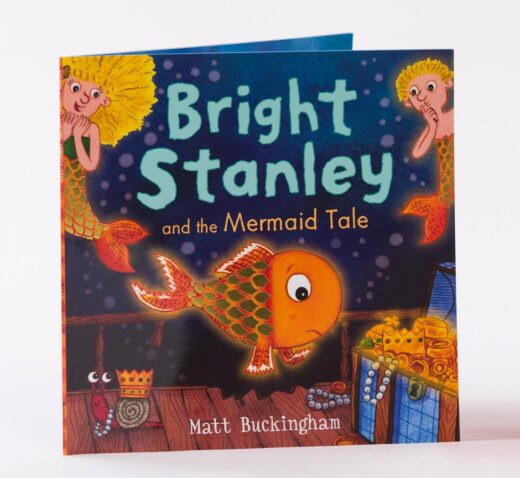 Bright Stanley and the mermaid tale