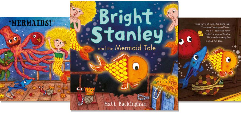 Bright Stanley Children's Books