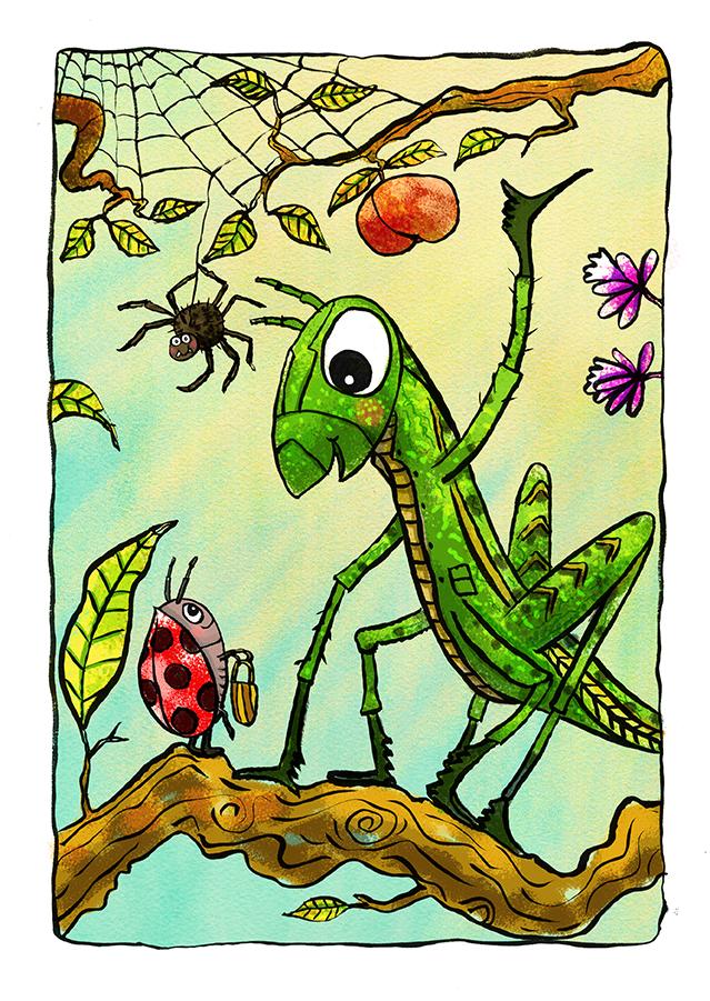 image by illustrator Matt Buckingham