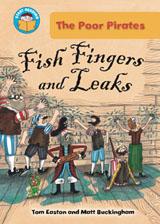 Pirate book Fish Fingers and Leaks Matt Buckingham