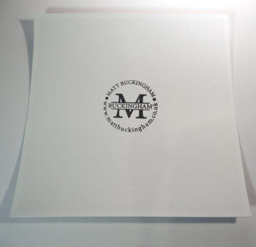 Art Print Stamp