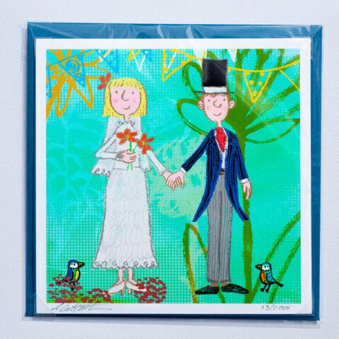 just-married-card-by-matt-buckingham