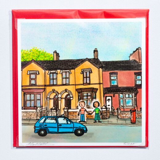 new home card by matt buckingham