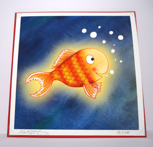 Bright Stanley Greeting Card