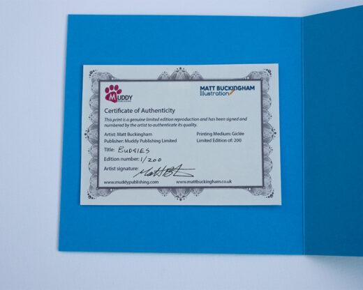 budgies-limited-edition-card-matt-buckingham