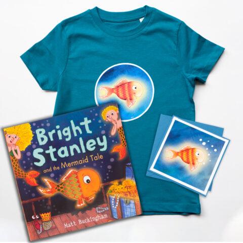 Children's Bright Stanley gift set sent direct