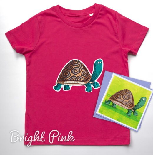 Tortoise T-shirt and Card Gift