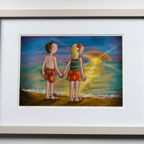 lovers-on-the-beach-limited-edition-print-by-matt-buckingham