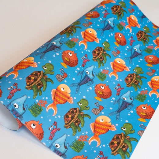 Unique Children's Gift Wrap