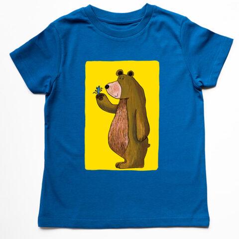 Bear and Mouse T-Shirt by Matt Buckingham