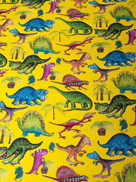 Dinosaur Children's Gift Wrap